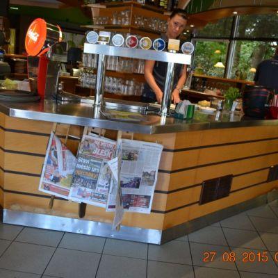 Vybavení kavárny bazar