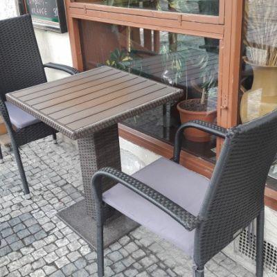 Zahradní nábytek do restaurace bazar