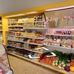 Vybavení prodejny potravin