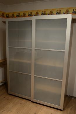 Ikea pax dveře