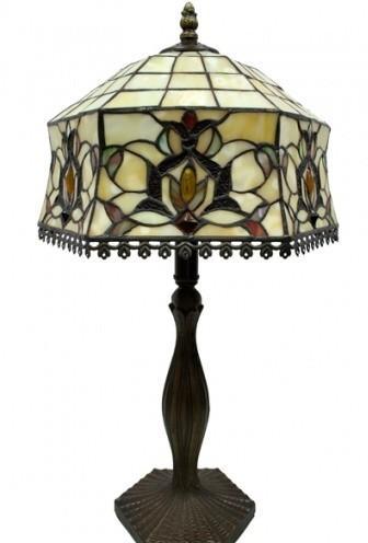 Lampa tiffany bazar